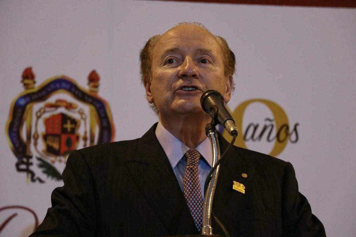 Robert Cox, cuarto doctor Honoris Causa del centenario nicolaita