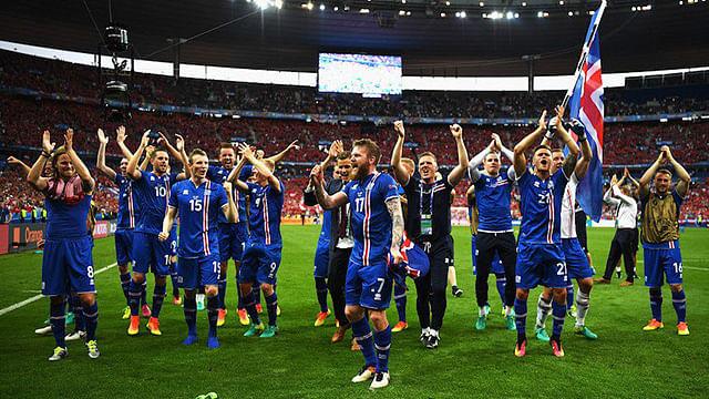 Islandia logra clasificarse por primera vez a la Copa del Mundo