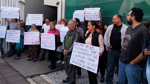 Rechaza Sueum diálogo sobre tema de pensiones
