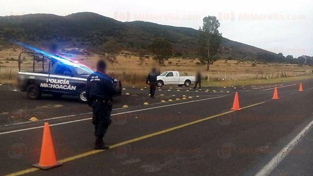 Civiles armados agreden a Policías en Zamora y son abatidos