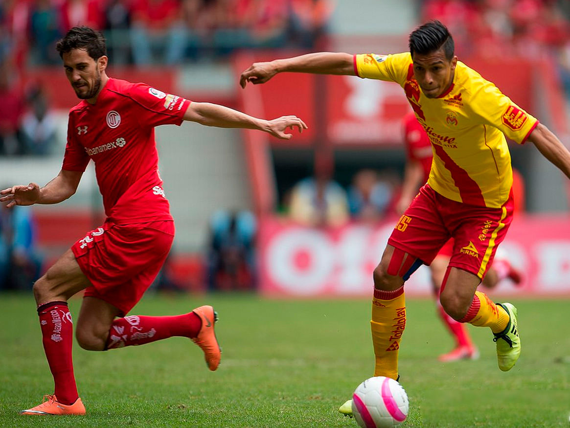 Hacen la Diablura, Monarcas vence 1-0 a Toluca