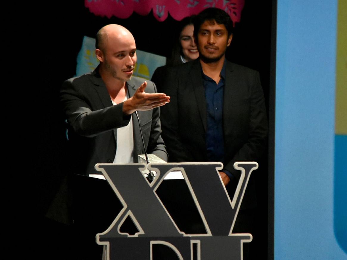 """""""Oso polar"""" y """"Ayer maravilla fui"""", las grandes ganadoras del XV FICM"""