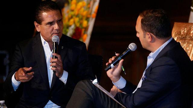 Tenemos la gran oportunidad de transformar a México: Silvano Aureoles