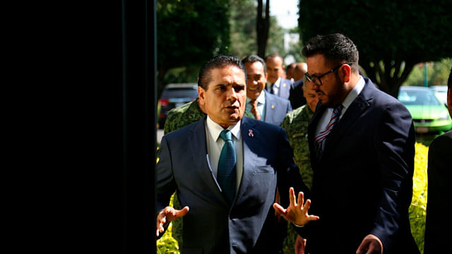 Después del fin de semana, relevos en el gobierno del estado: Silvano