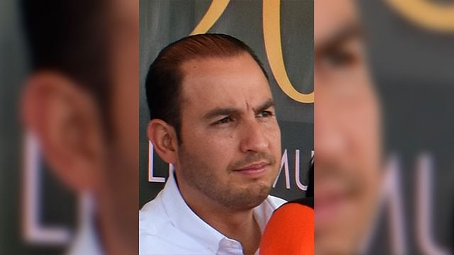 Pide Marko Cortés a frente parlamentario reformar Ley Orgánica de la UMSNH