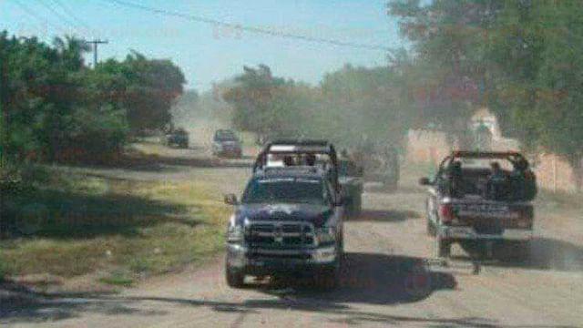 Reconoce Silvano incursión del crimen organizado al oriente de Michoacán