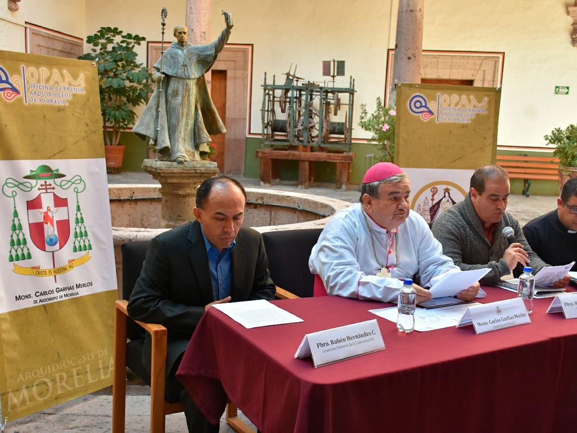 En enero abrirá Arquidiócesis centro de atención a migrantes e indigentes en Morelia