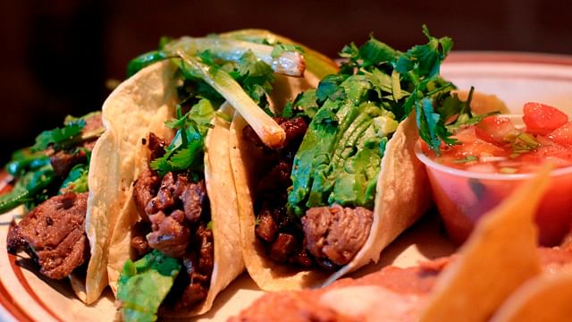 Comer tacos también beneficia a la salud