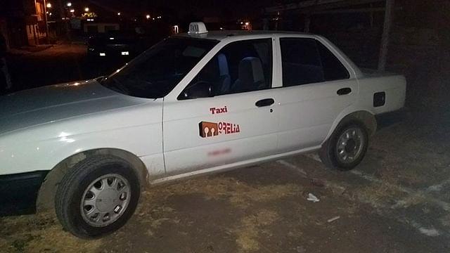 Policía de Morelia recupera taxi con reporte de robo