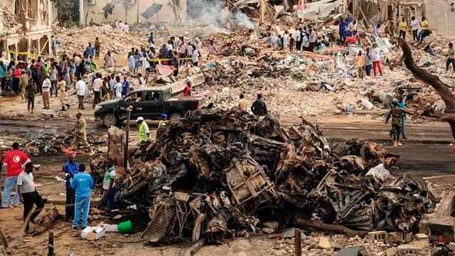 EU realiza ataque aéreo en Somalia