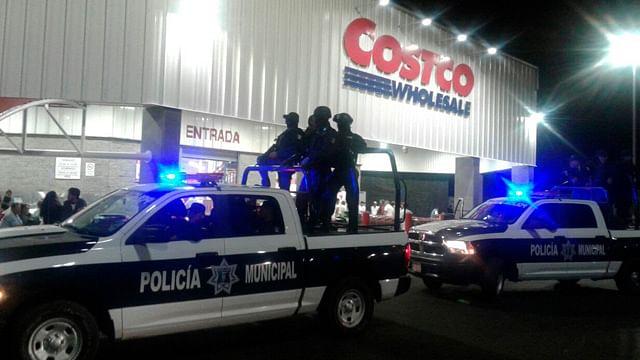 """Policía de Morelia realiza cobertura total en los sectores de la ciudad por el """"Buen Fin"""""""