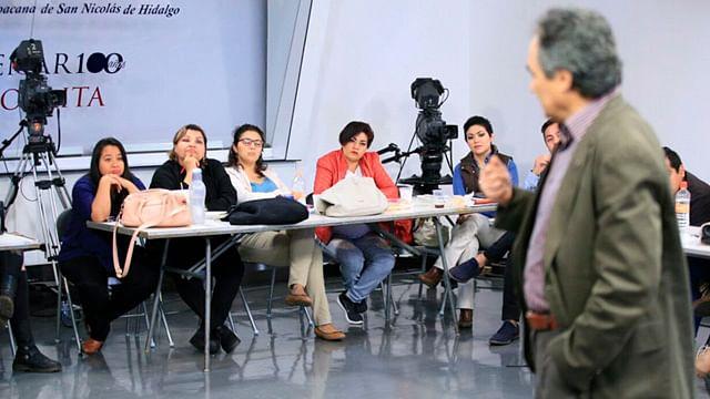 Capacita CGCS a comunicadoras, comunicadores y periodistas en manejo de redes