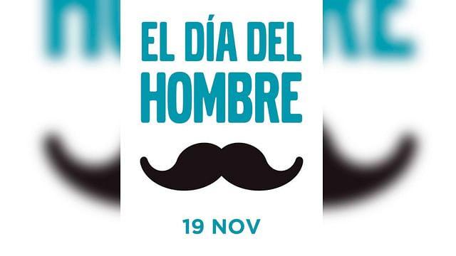 ¿Por qué se celebra el 19 de noviembre el Día Internacional del Hombre?