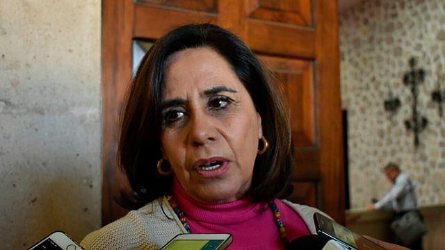 No descarta Luisa María Calderón hacer mancuerna política con Alfonso Martínez