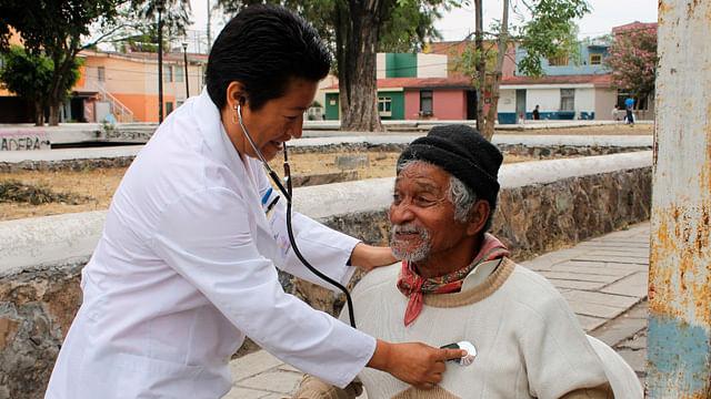 Médico en Tu Casa ha atendido a casi medio millón de michoacanos: SSM