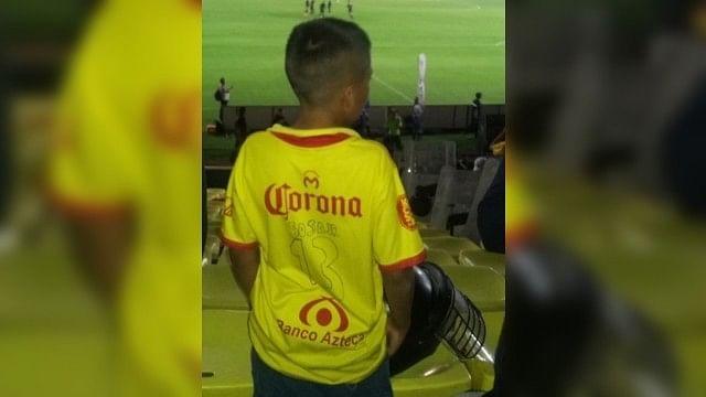 """Sebastián Sosa encuentra a """"Sosa Jr."""""""