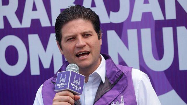 Alfonso Martínez pide madurez política al Congreso del estado