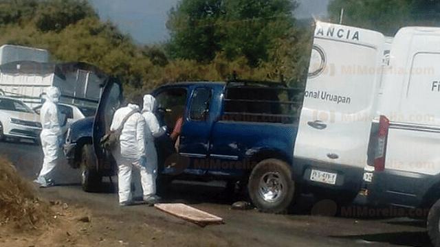 Homicidio a tiros desata hechos violentos en Nuevo San Juan
