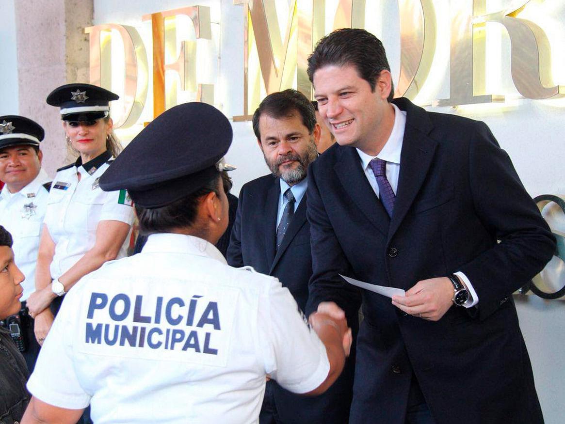 Policías de Morelia, con mejores condiciones laborales