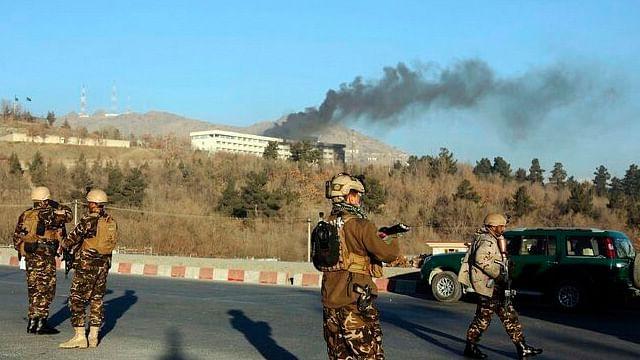 Ataque a hotel de Kabul deja al menos 43 muertos