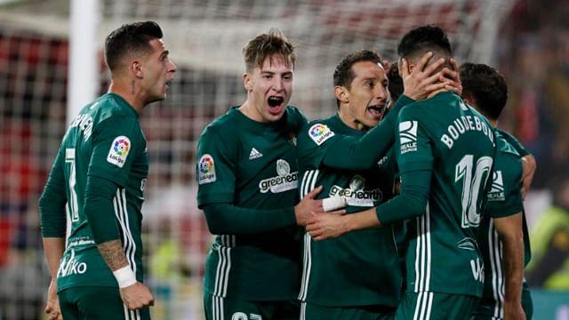 Con Guardado los 90', Real Betis se lleva el derbi de Sevilla