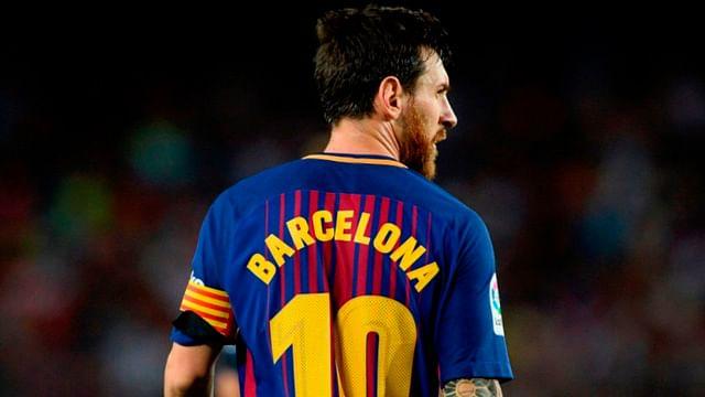 Lionel Messi dejaría Barcelona si Cataluña se independiza