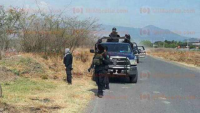 Policías recuperan camión refresquero que había sido robado