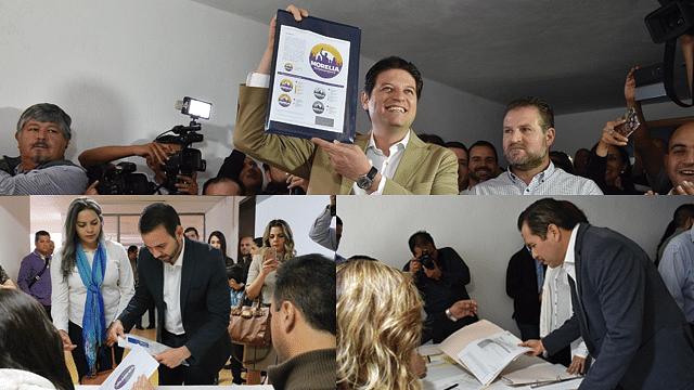 Independientes van por diputaciones en Morelia