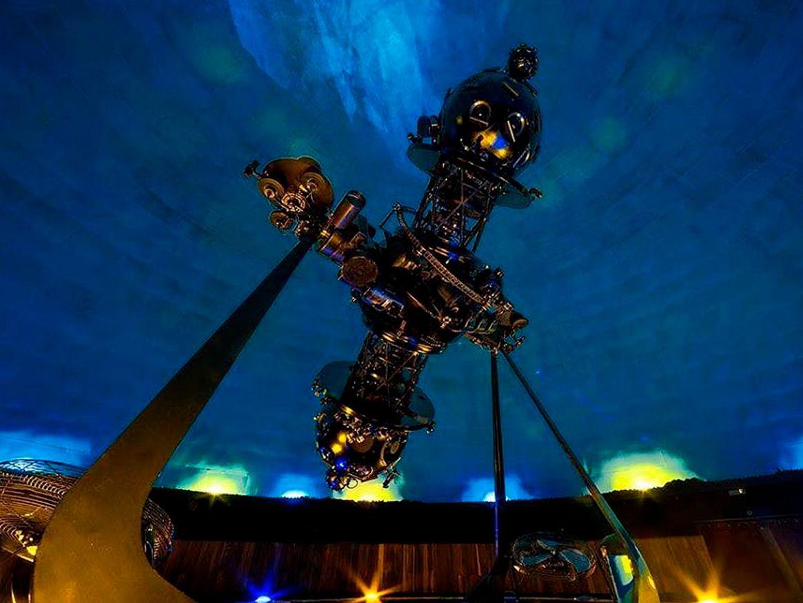 Planetario de Morelia rompió récord de visitantes en 2017