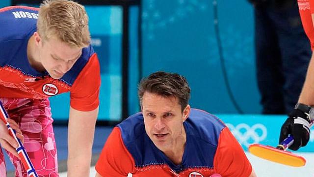 Pantalones del equipo noruego causa furor en los Juegos Olímpicos de invierno