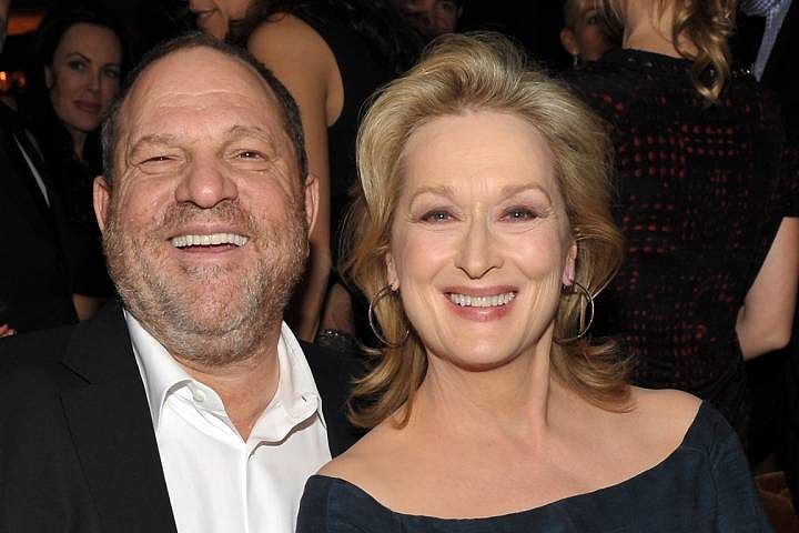 Se disculpa Harvey Weinstein con Meryl Streep y Jennifer Lawrence