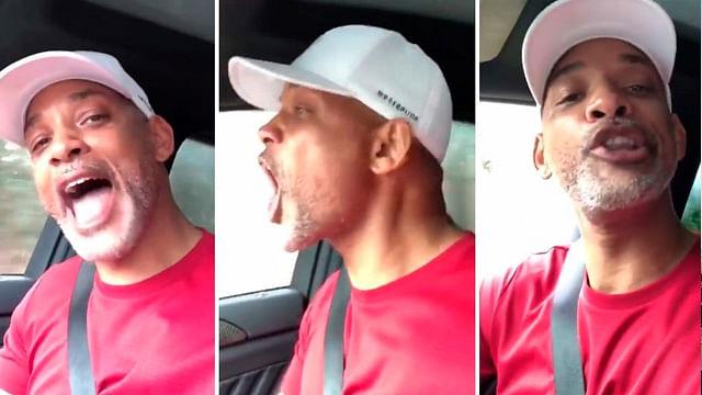 """Wiil Smith responde a críticas por """"La Bamba"""" con este video"""