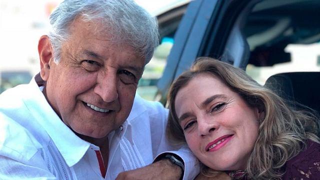Ni esposa ni hijo de Obrador tienen Mercedes ni Lamborghini: #Verificado2018