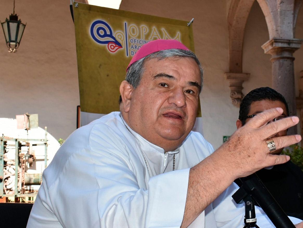 Arzobispo llama a partidos políticos a no generar confusión en la ciudadanía