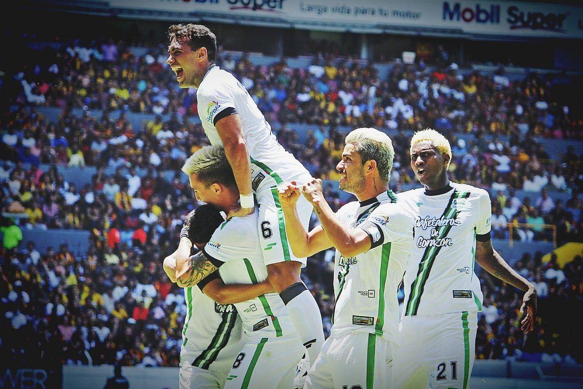 ¡Cafetaleros de Tapachula, campeones del Ascenso MX!