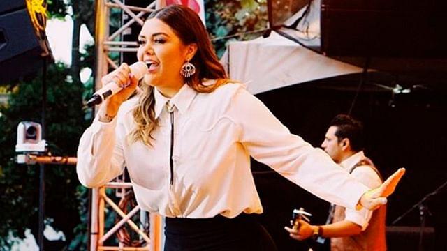 Hoy Yuridia se presentará en la Expo Fiesta Michoacán 2018