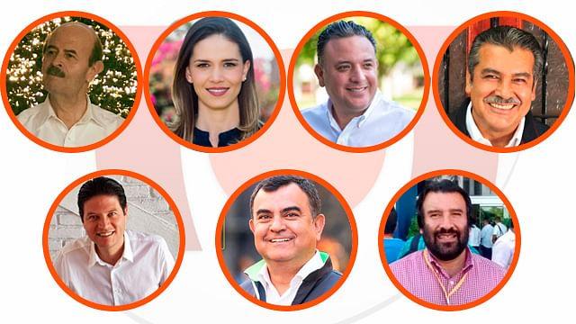 Candidatos y actores políticos definen sus horarios para ejercer el voto