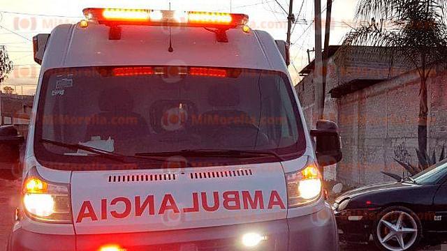 Violenta riña en la Avenida Juárez deja a un hombre y su hijo lesionados