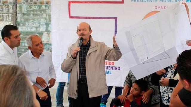Obras de impacto social, compromiso de Fausto Vallejo Figueroa con los morelianos