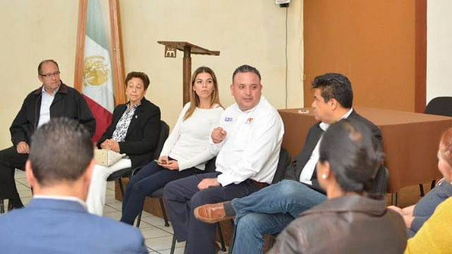 Respaldan ingenieros civiles a Carlos Quintana, trabajarán en conjunto por Morelia