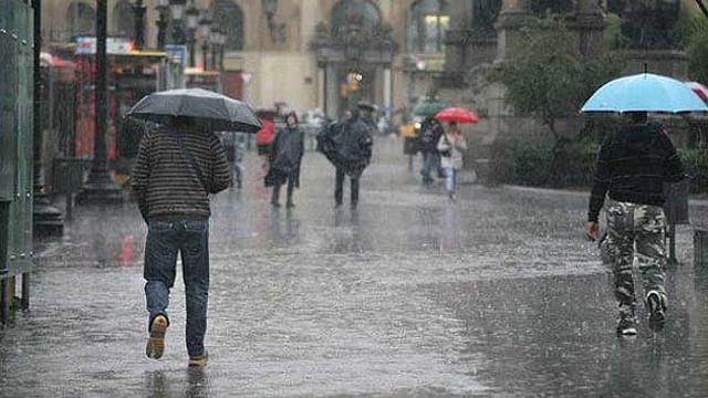 Le espera un sábado lluvioso a los morelianos
