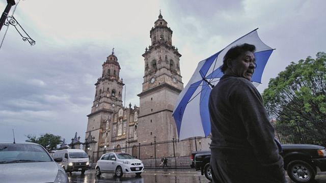 Este sábado prevé SMN tormentas por la tarde en Morelia