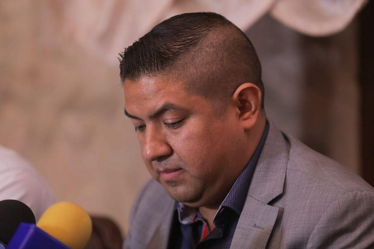 Por dignidad, Roberto Pantoja debería renunciar a la dirigencia de Morena: Francisco Cedillo