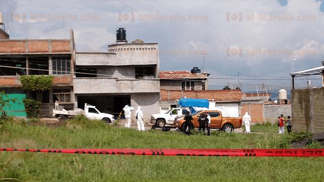 Matan a balazos a sujeto en la colonia San Pascual, en Morelia