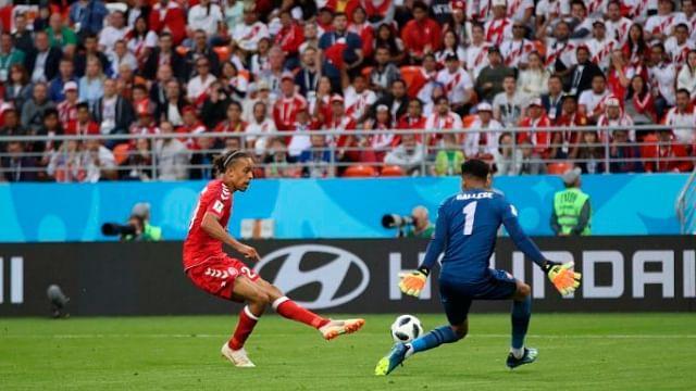Triste regreso; Perú pierde ante Dinamarca