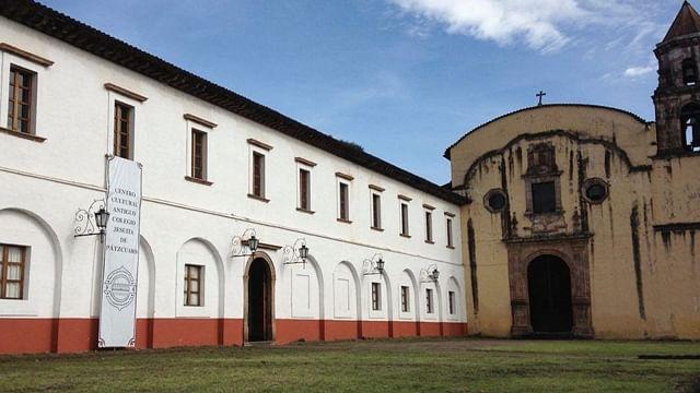 Antiguo Colegio Jesuita, listo para su Curso de Verano