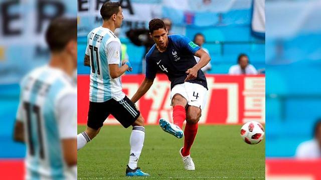Con doblete de Mbappé y un Messi discreto, Francia noqueó 4-3 a Argentina en Rusia 2018