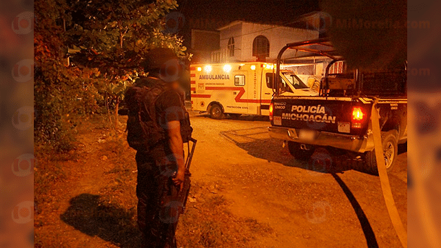 Riñas entre simpatizantes de partidos políticos en Nocupétaro dejan tres muertos