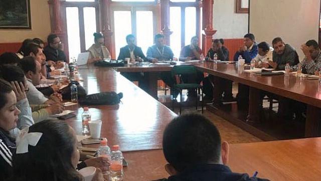 Acuerdan Gobierno y CNTE mantener ruta del diálogo