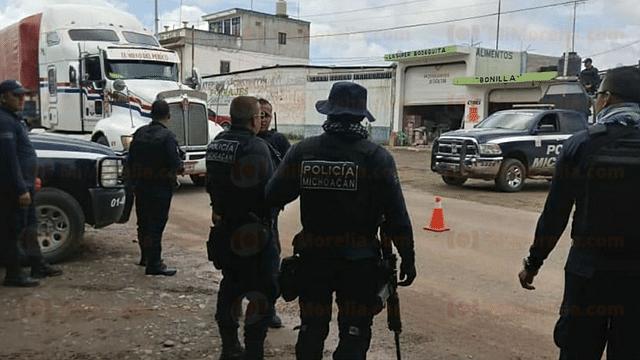 """Detienen a par de jóvenes con """"cristal"""" y marihuana en Zamora"""